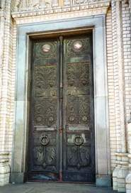 двери Морского собора
