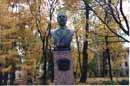 памятник А.О.Попову - изобретателю радио
