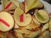 домашнее печенье и рулетики