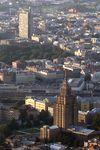"Академия наук, гостиница ""Латвия"", центр города"