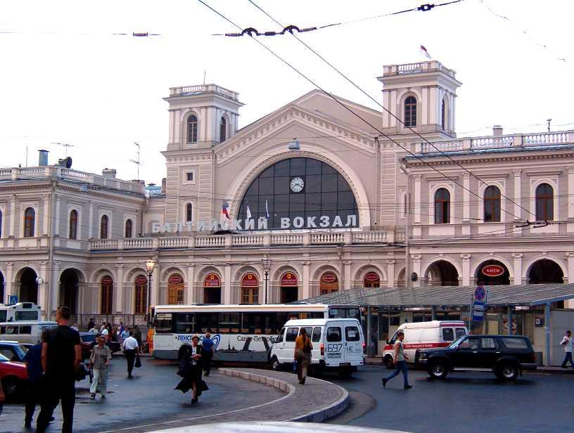 городской транспорт санкт петербурга